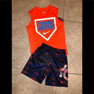 NWT Nike Kevindurant Shorts and Tank